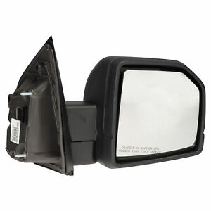 Oem New Right Passenger Rear View Power Mirror Blind Spot Ford F 150 Fl3z17682ea