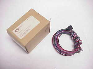 Cv Products Autometer P19317 Gauge Wiring Harness Spek Pro 0 30 Psi Nascar