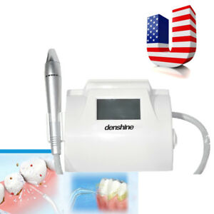 Touch Screen Fiber Optic Dental Piezo Ultrasonic Scaler Cavitron Teeth Cleaning