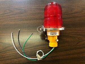 Cooper Crouse Hinds Lighting Part No 40940 R 100 40940 r Obstruction Lights