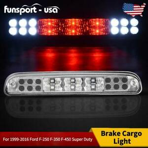 Brake Cargo Light For 1999 2016 Ford F 250 F 350 F 450 Super Duty Led 3rd Third
