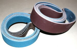2 X 48 Sanding Belt Pack 25 Belts Az 4