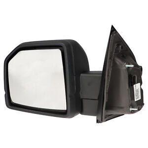 Oem New Left Driver Rear View Power Mirror Blind Spot Ford F 150 Fl3z17683ea