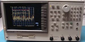 Hp Agilent Keysight 8753d 3 Ghz Network Analyzer W Opt 011 Nist Calibrated