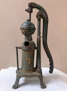 Antique Cast Iron Well Water Hand Pump The Butler Co B10 21