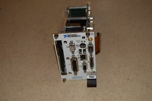 National Instruments Ni Pxi 8176 Embedded Controller 63