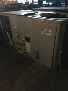 Trane 10 Ton Rooftop Unit Gas Heat Electric Cool