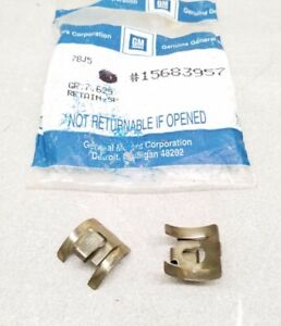Gm Oem Spare Tire Carrier Rear Body Floor Shaft Retainer 11561546