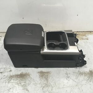 2013 2017 Dodge Ram 1500 2500 3500 4500 Center Floor Console Black Oem