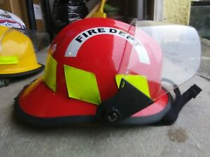 Fire Gear Helmet