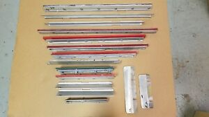 Clamshell Printer Squeegee And Flood Bar