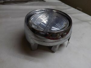 1962 Cadillac Deville Fleetwood 75 Headlight Bezel Surround Nice Chrome