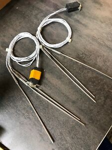 Stainless Steel Probe Temperature Controller Sensor Thermocouple Tube
