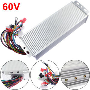 60 Voltage Electric Bicycle E bike Scooter Brushless Dc Motor Controller 1000w