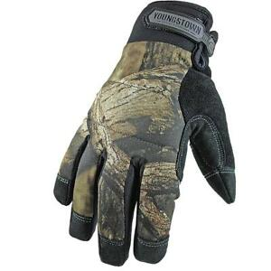 Youngstown Glove 05 3470 99 xxl Camo Waterproof Winter Gloves Xxlarge Mossy