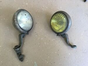 1930 S 40 S Ford Chevy Fender Lights Pair