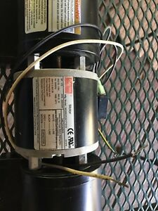 Dayton Model No 1tdu7 115 Volts Blower Motor