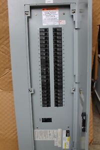 Ge Electric Main Breaker 150 Amps Electrical Load Panel Box 3 Phase