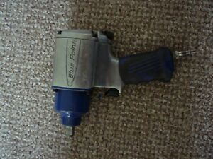 Blue Point By Snap On 1 2 Inch Impact Wrench Driver Air Tools