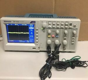 Tektronix Tbs1042 Oscilloscope 40 Mhz 500 Ms s