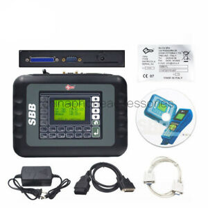 2018 V46 02 Software Ver Sbb Key Programmer Immobilizer For Car Auto Remote Inn