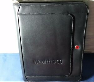 Wenger Executive Leather Portfolio 124164