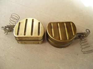 Holley Brass Float Side Hung 2300 4150 4160 16r 463a 1850 6619 Part 116 4