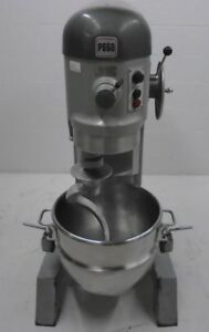 Hobart 60 Quart Mixer Pizza Mixer P 660 240v 3ph 2 5 Hp