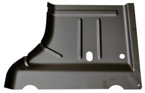 Floor Pan Rear Section Fits 07 18 Jeep Wrangler Right