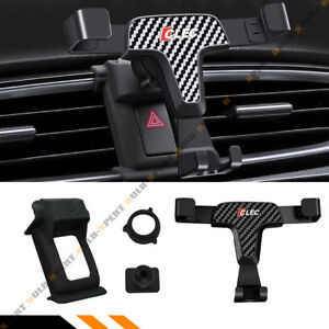 Made For 2016 2018 Honda Civic Ac Vent Emergency Light Button Phone Mount Holder