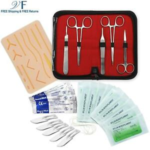 Complete Suture Practice Kit For Medical Veterinary Students And Demonstrations