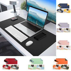 Moko Large Extended Gaming Pc Mouse Pad Non slip Keyboard Mouse Mat Home Office
