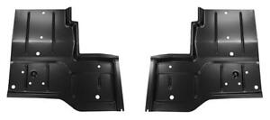 Rear Floor Pan For 87 95 Jeep Wrangler Yj pair