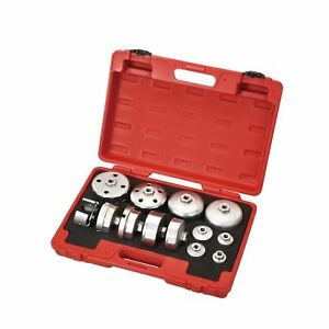 9 Circle 13pc Oil Filter Wrench Set 62607