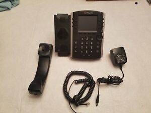 Lot Of 10 Polycom Vvx410 Business Phones