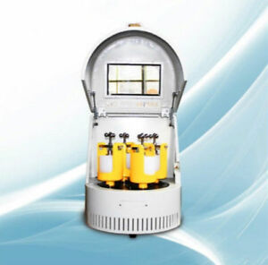 2l Vertical Small Lab Planetary Ball Mill Machine Portable Ball Grinding Mills
