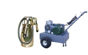 Complete Cow Milking Or Gaot Milking System Milker Pulsator All Included