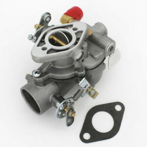 New Carburetor For Case Ih Farmall Cub Tractor 154 184 185 Replacement Parts Kit