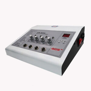 Electrotherapy 4channel Pain Relief Machine Physiotherapy Unit