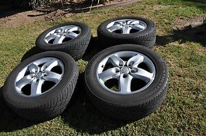 Porsche Cayenne 18 Wheels And Tires