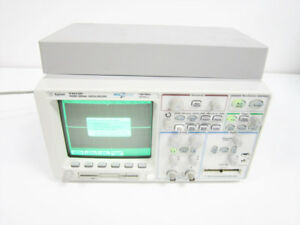 Agilent 54622d Mixed Signal Oscilloscope 100 Mhz 200 Msa s Hp Keysight