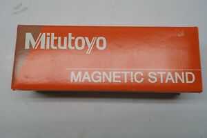 Mitutoyo 7010sn Magnetic Stands For Dial Test Indicators