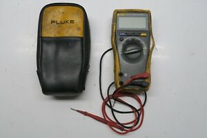 Fluke 177 Esfp True Rms Digital Multimeter With Backlight