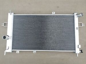 For Opel Astra G Mk4 Gsi Coupe Sri Turbo 2 Rows Aluminum Radiator