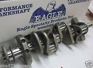 Eagle Ford 351w 408 Stroker 4340 Forged Steel Eagle Crankshaft 4 000