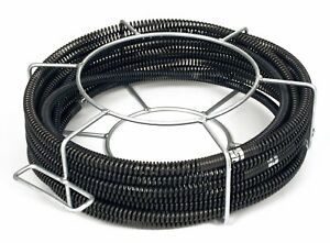 Steel Dragon Tools 62270 C 8 Drain Cleaner Snake Cable 5 8 x 66 Fits Ridgid