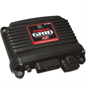 Msd Ignition 77303 Controller Power Grid System