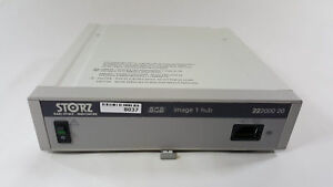 Karl Storz Scb 222000 20 Image 1 Hub Camera Processor Console 22200020