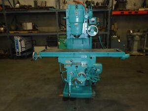 Cincinnati Cinova 80 307 14 Vertical Milling Machine
