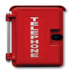 Viking Electronics Red Heavy Duty Outdoor Enclosure Ve 9x12r 2